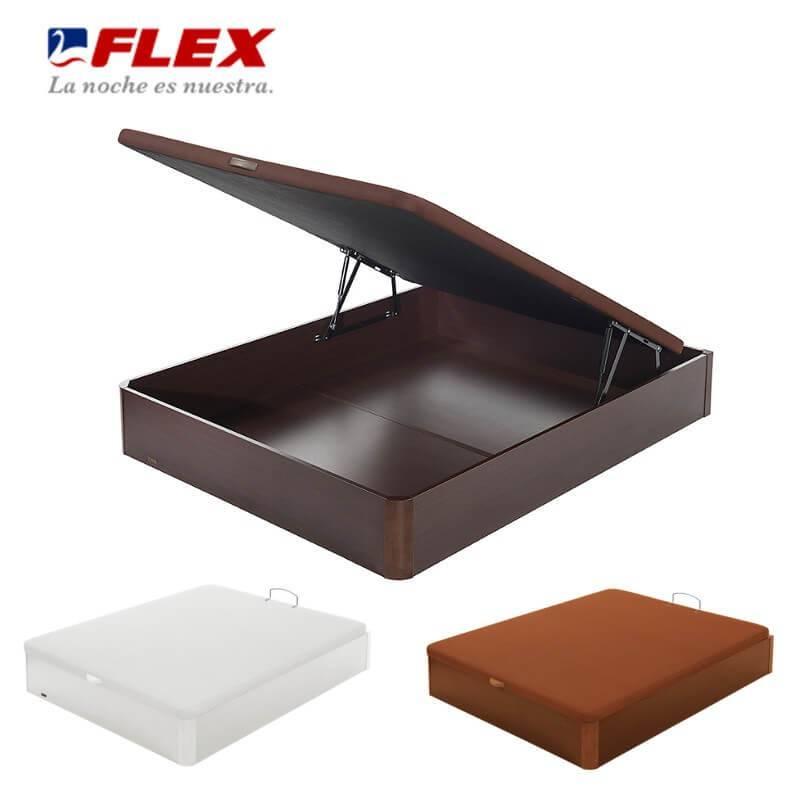 Abatible Flex Madera 19 Tapa 3D